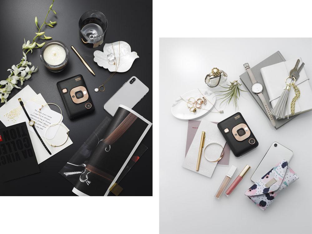 instax-mini-Liplay-macchina-fotografica-istantanea-Fjifilm-black-elegance