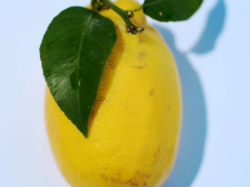 come preparare il succo di limone per dimagrire