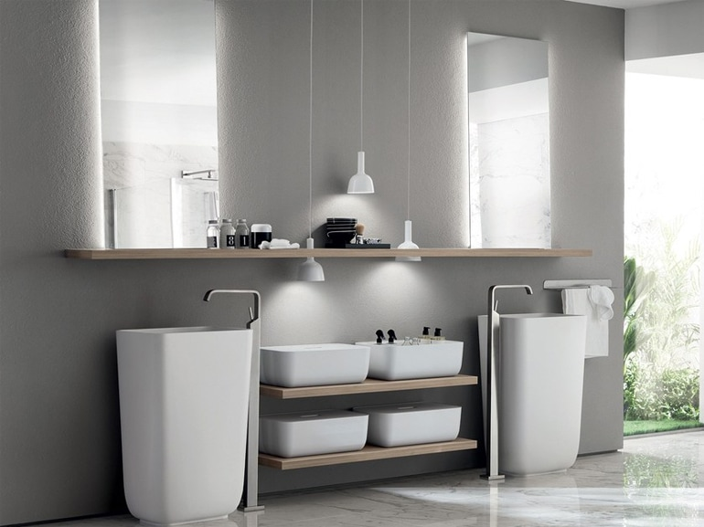 mobile bagno doppio lavabo 7