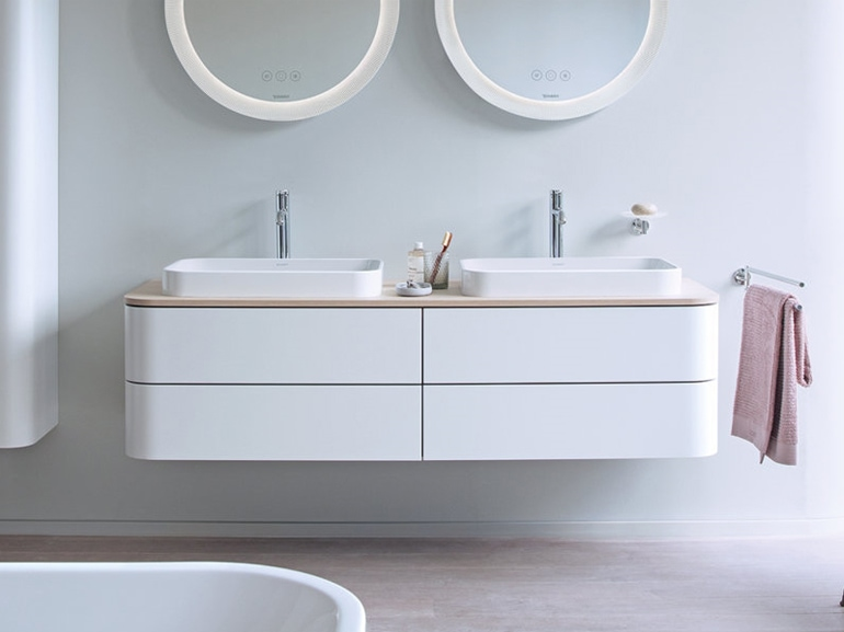 mobile bagno doppio lavabo 8
