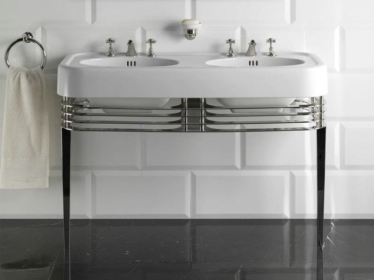 mobile bagno doppio lavabo 9