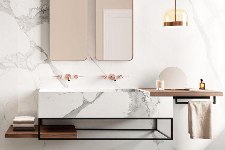 Il mobile bagno con doppio lavabo: 10 modelli da comprare subito