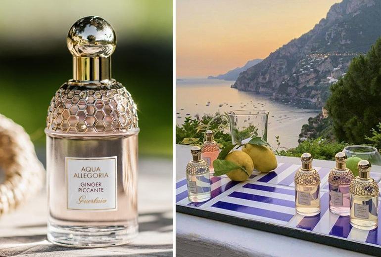 Lo splendore della natura nella cornice della Costiera Sorrentina e Amalfitana: un racconto olfattivo