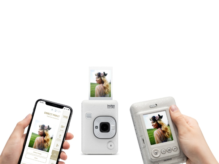 nuova Instax mini Liplay by Fujifilm fotocamera istantanea 2