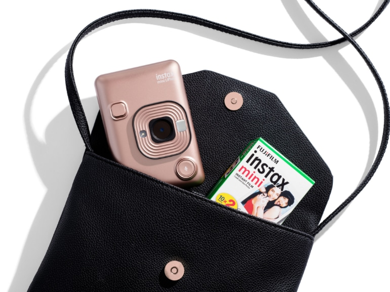 nuova Instax mini Liplay by Fujifilm fotocamera istantanea MOBILE