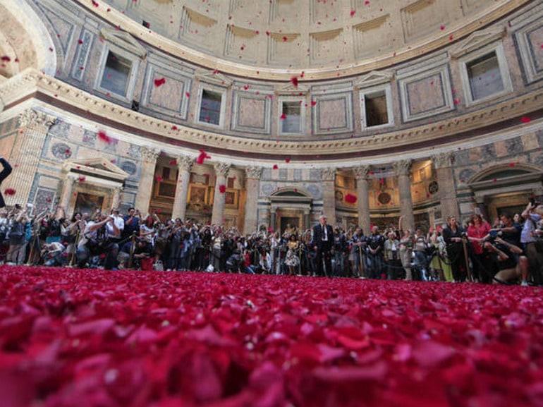 pentecoste pantheon