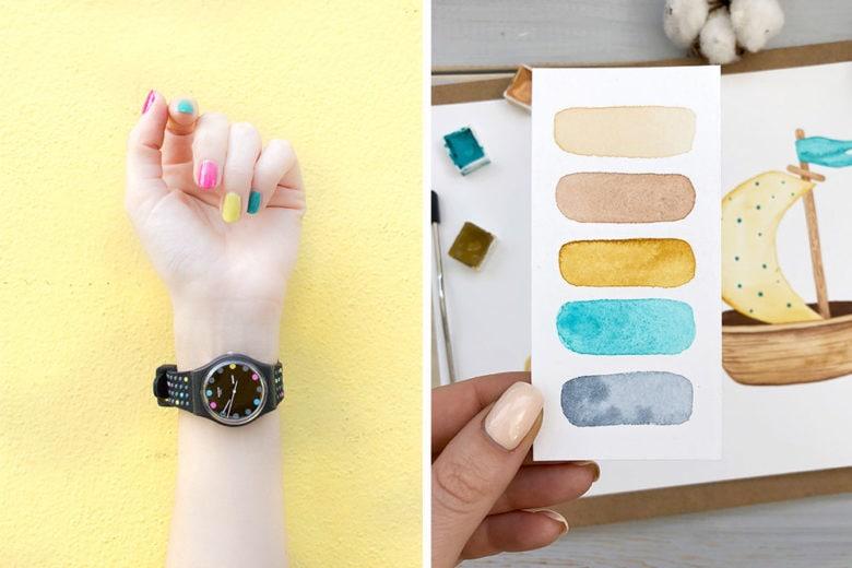 Smalti estivi: tutti i colori must have su cui puntare