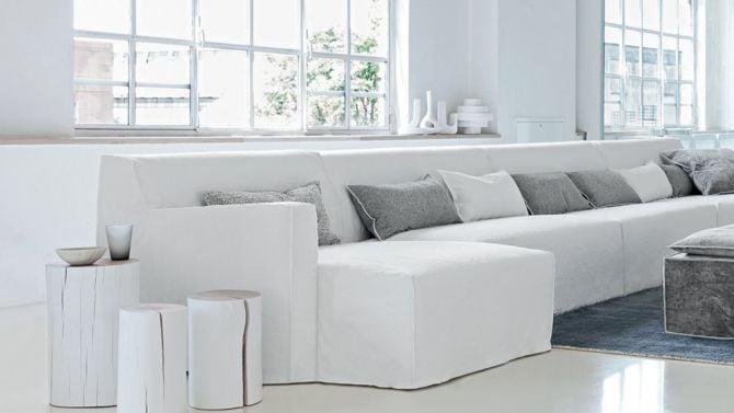Tutti pazzi per il soggiorno moderno bianco for Soggiorno moderno bianco