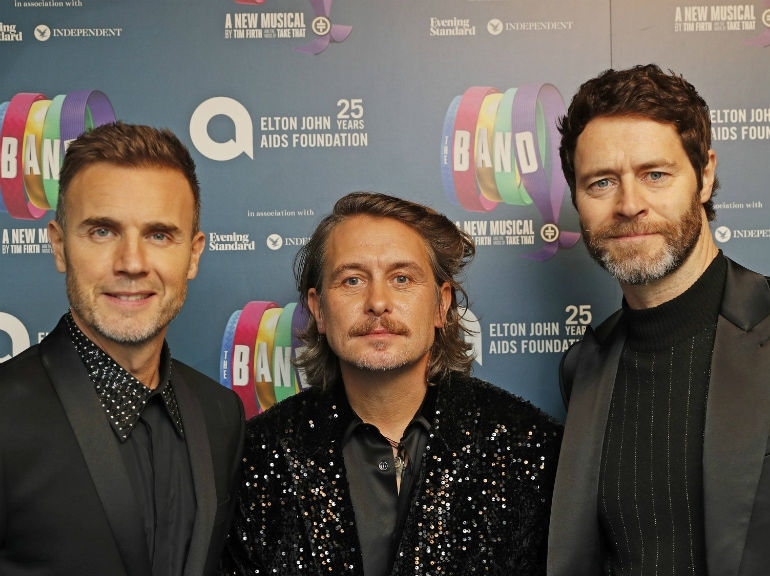 take that roma summer fest