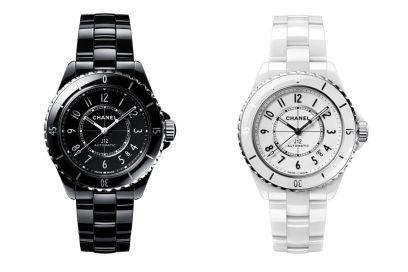 Il nuovo orologio Chanel J12 arriva a Milano