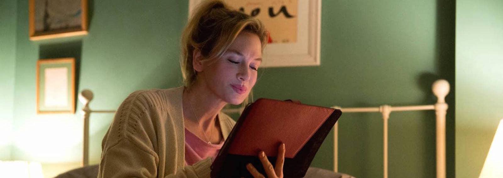 Bridget Jones letto