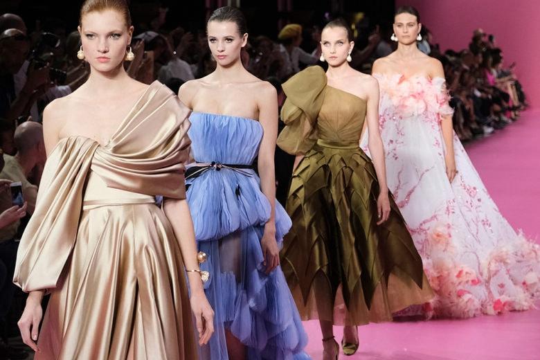 Gli abiti da sposa dalle sfilate Haute Couture 2020