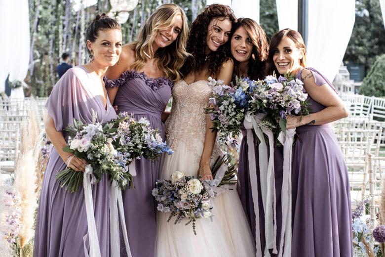 Paola Turani ha detto sì: scoprite con noi il suo abito da sposa