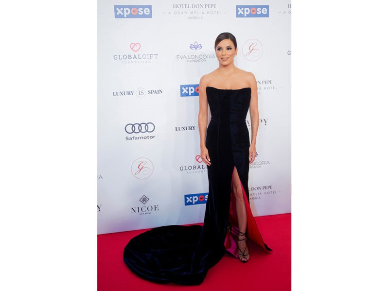 EVA-LONGORIA-in-Etro-al-Global-Gift-Gala-di-Marbella-press-office