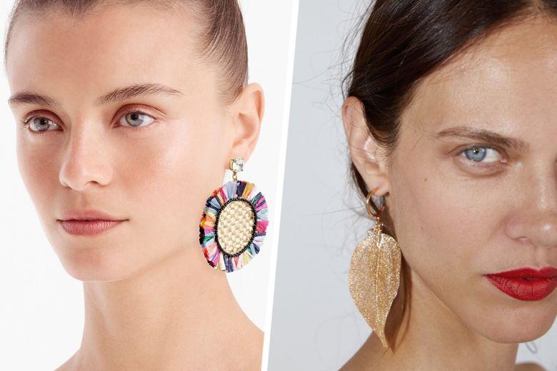 Gioielli estivi: ecco gli orecchini che vorrete avere a tutti i costi!