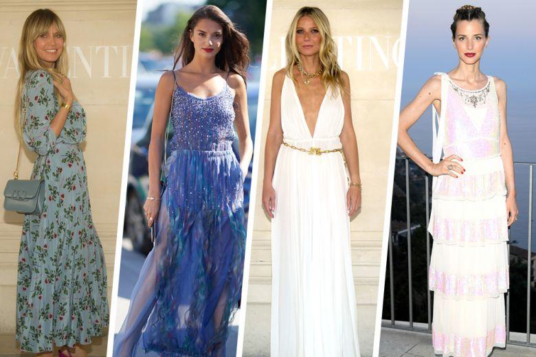 Gwyneth Paltrow, Heidi Klum e le altre star meglio vestite della settimana