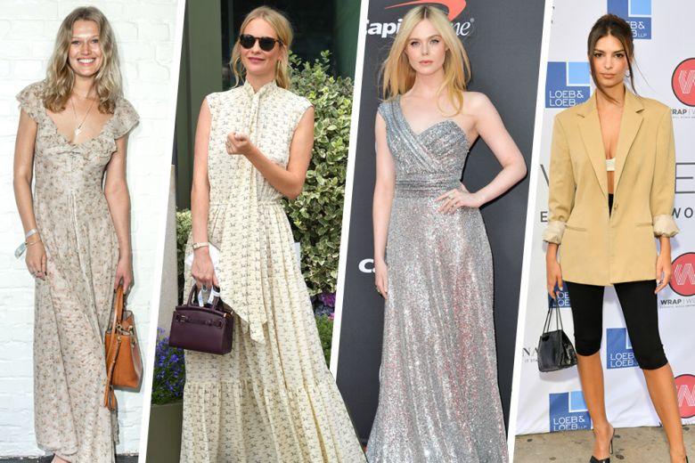 Emily Ratajkowski, Elle Fanning e le altre star meglio vestite della settimana