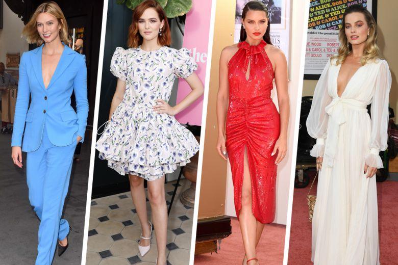 Margot Robbie, Maya Hawke e le altre star meglio vestite della settimana