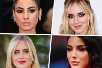 I migliori make-up delle influencer (tutti da replicare)