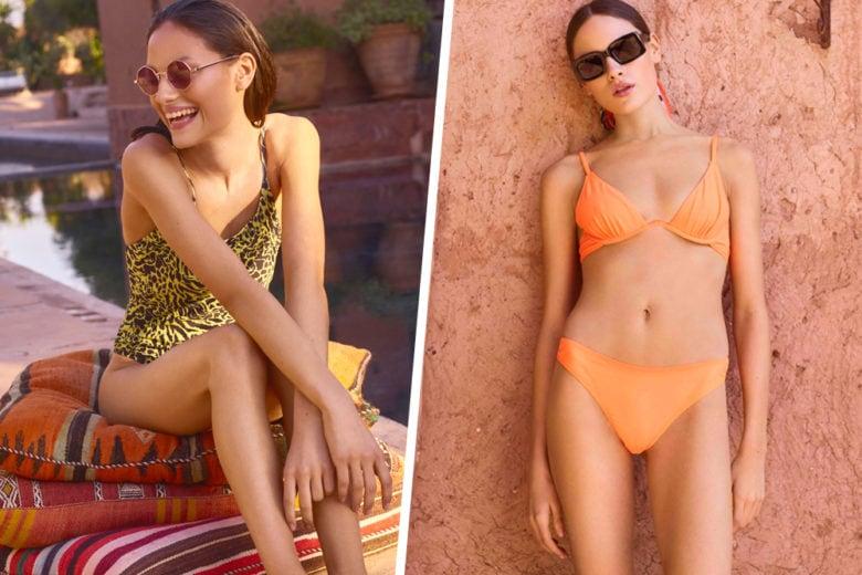 """La """"couple"""" occhiali da sole + costume è la combo migliore per le vostre vacanze!"""