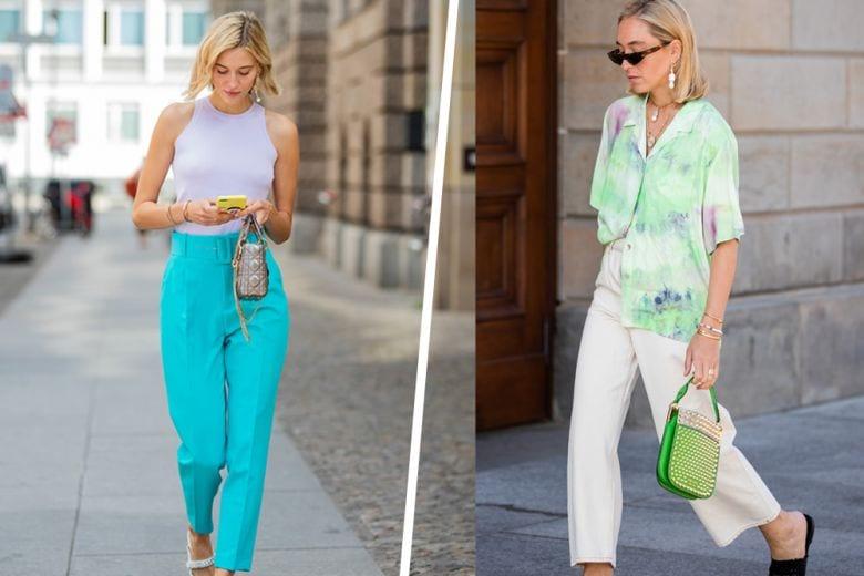 """Pantaloni estivi: 15 modelli """"anti-afa"""" e chic per sopravvivere al caldo"""