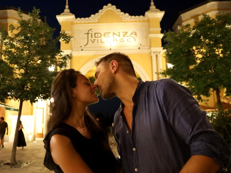 Fidenza Village Summer shopping night 6