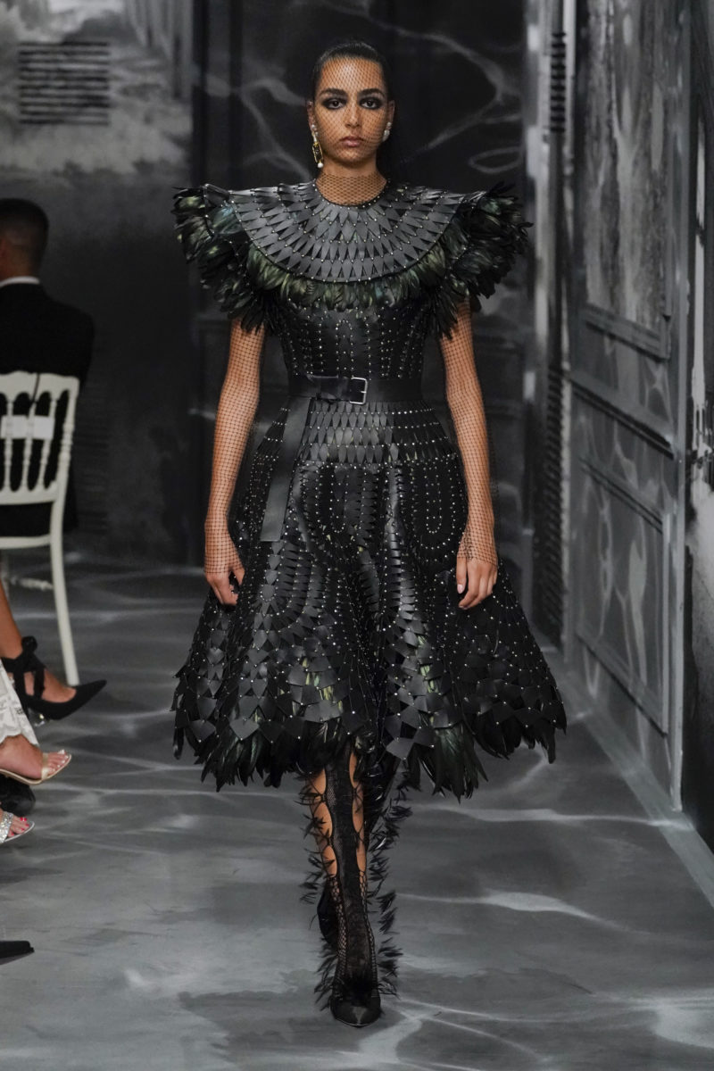 Christian Dior : Runway – Paris Fashion Week – Haute Couture Fall/Winter 2019/2020