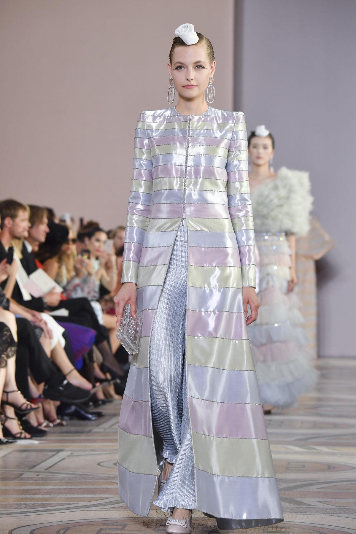 Giorgio Armani Prive : Runway – Paris Fashion Week – Haute Couture Fall/Winter 2019/2020