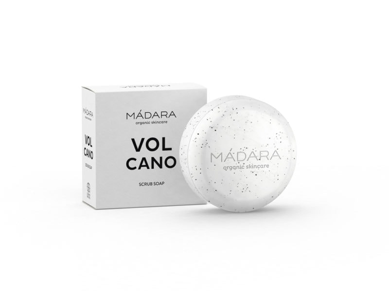 MADARA—Volcano-Soap-Bar