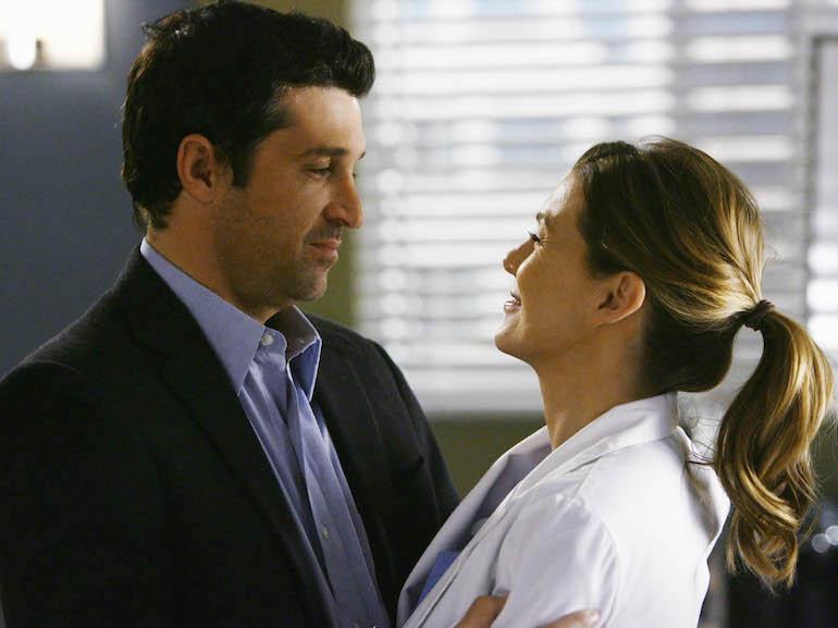 Grey's Anatomy - Ne me quitte pas - Patrick Dempsey - Ellen Pomp