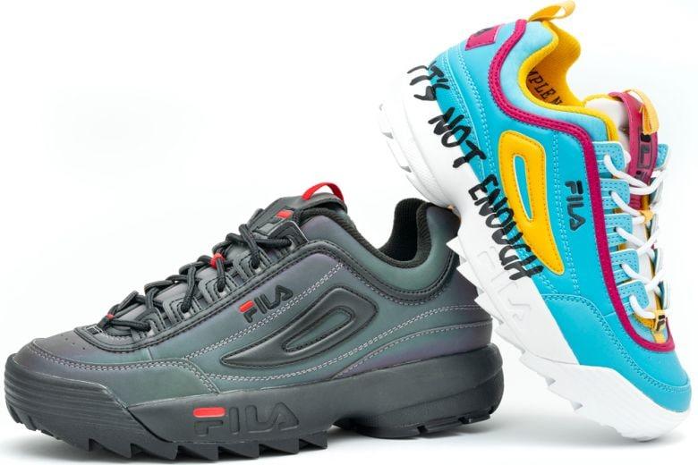 Le sneakers dei Millenials? Le Disruptor 2 di FILA e T Fondaco dei Tedeschi