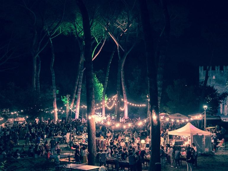 aniene festival roma
