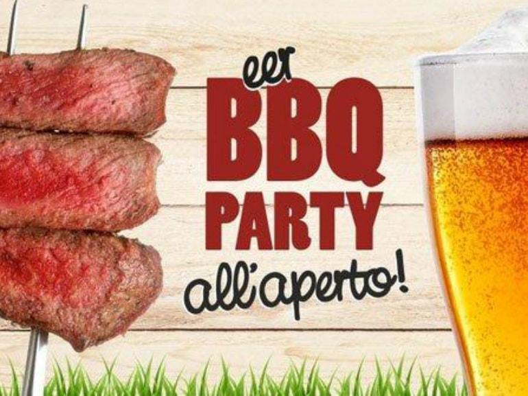 bbq party eataly roma