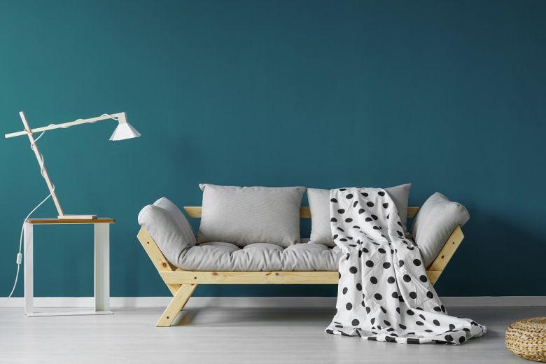Blu petrolio: i colori migliori con cui abbinarlo