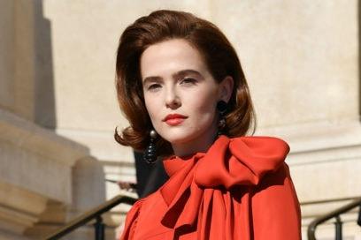 Zoey Deutch beauty look: occhi in primo piano per l'attrice di The Politician