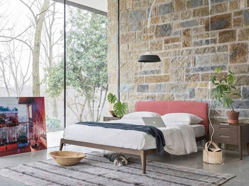 lampadario camera da letto mobile