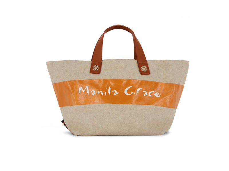 manila-grace-borsa-in-canvas-colore-naturale-e-logo-a-vista