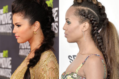 Mohawk braid: i nuovi capelli intrecciati di tendenza