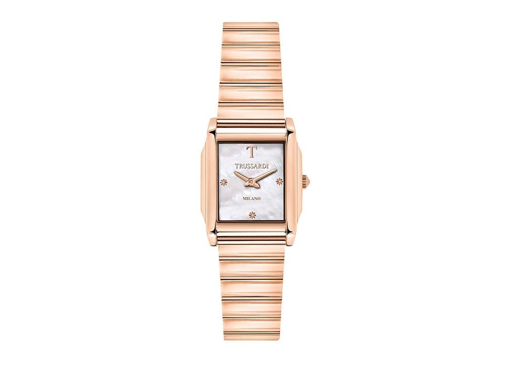 orologio della collezione T-Geometric TRUSSARDI