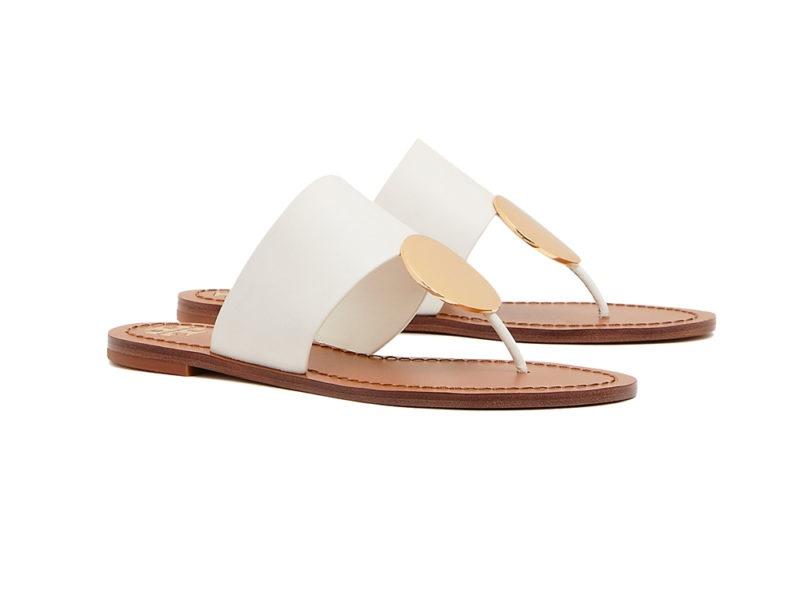 sandali-flat-in-pelle-bianca-TORY-BURCH