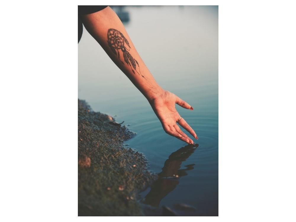 tatuaggi al sole