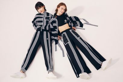 adidas Originals by Ji Won Choi: la nuova collezione è black & white