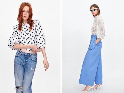 detailed look 473e7 ecdd7 Zara Saldi Estivi 2019: vestiti, capi e accessori da ...