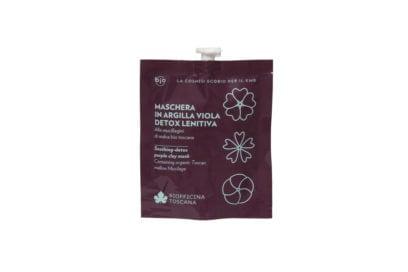 BIOFFICINA-TOSCANA–Maschera-in-argilla-viola-detox-lenitiva