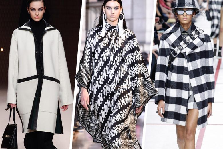 """Black & White: il binomio vincente per un look """"wow"""""""