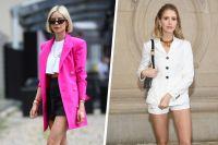 Shorts: 5 idee per indossarli anche di sera (senza fare scivoloni di stile)
