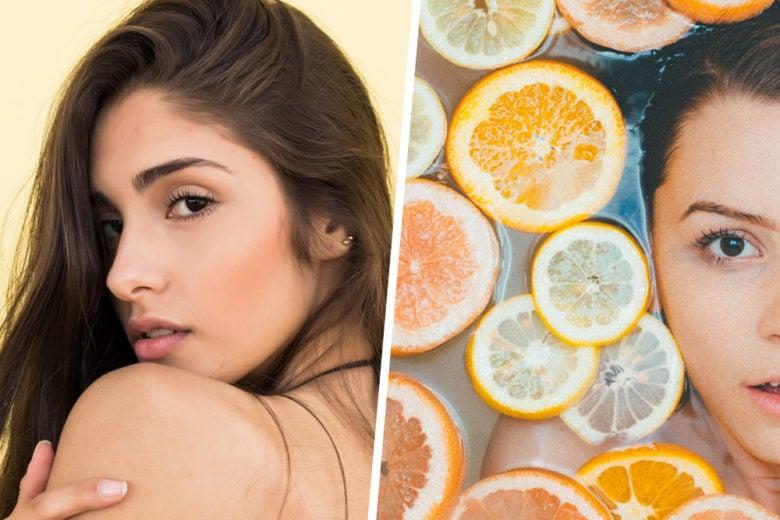Come prendersi cura della pelle a fine estate