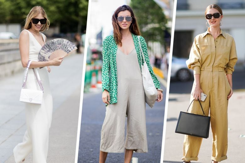 Come indossare le jumpsuit: 5 idee look (molto stilose) da copiare quest'estate