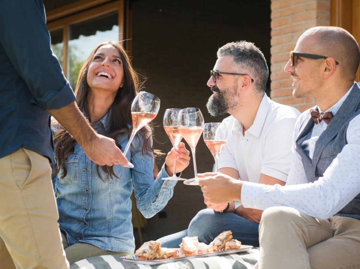 Franciacorta itinerari gusto vino natura storia arte Fetival Franciacorta in Cantina 2