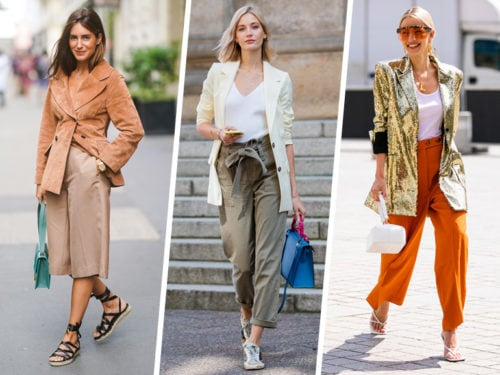 in vendita dc4ac d610c Pantaloni: i modelli moda per l'autunno inverno 2019